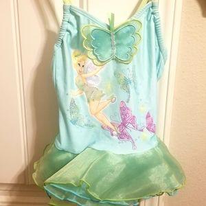 5T Disney Tinkerbell Swimsuit